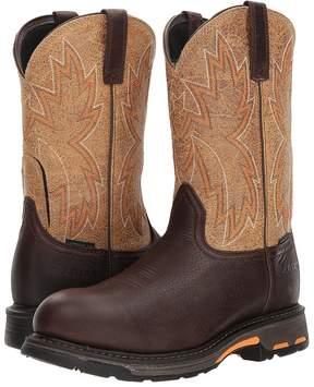 Ariat Workhog Raptor Composite Toe Cowboy Boots