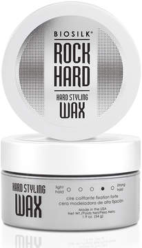 BioSilk Rock Hard Styling Wax - 1.9 oz.