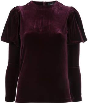 G.V.G.V. puffy sleeves blouse