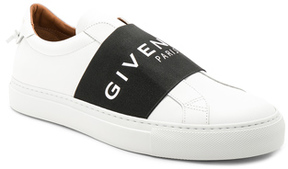Givenchy Elastic Sneakers in White.