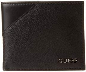 GUESS Men's Monterrey Passcase Wallet