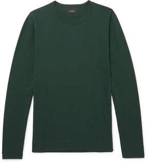 Joseph Mercerised Cotton-Jersey T-Shirt
