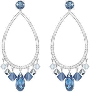 Swarovski Tosha Crystal Convertible Chandelier Statement Earrings