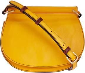 Vera Bradley Gallatin Leather Saddle Bag