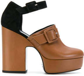 Pierre Hardy panelled sandals