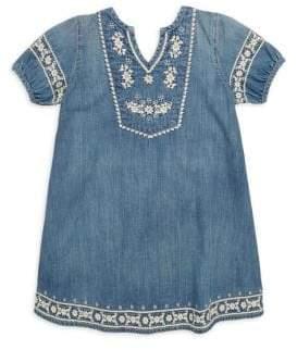 Ralph Lauren Toddler's, Little Girl's Denim& Girl's Dress