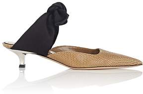 The Row Women's Coco Lizard Mules