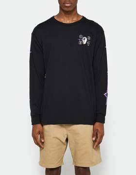 Obey Wave Lengths Tee