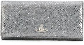 Vivienne Westwood metallic orb wallet