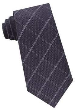 MICHAEL Michael Kors Stonehurst Grid Silk Tie