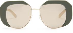 Karen Walker Domingo butterfly-frame sunglasses