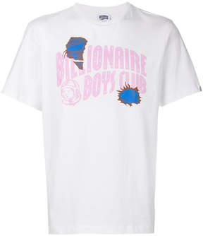 Billionaire Boys Club logo printed T-shirt