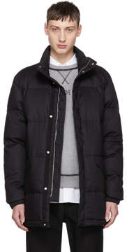 Paul Smith Black Down Puffer Coat