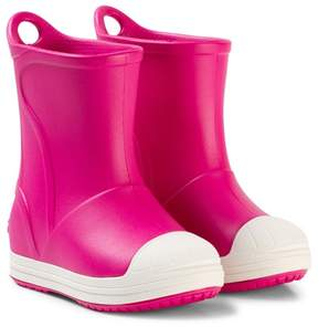 Crocs Candy Pink Bump It Boots