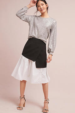 Asilio Claudine Shirting Skirt