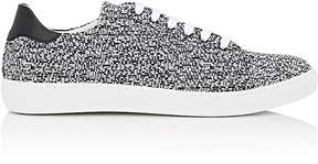 Barneys New York Men's Mélange Knit Sneakers
