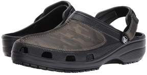 Crocs Yukon Mesa Camo Clog Men's Clog/Mule Shoes