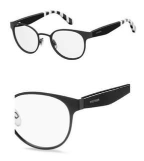 Tommy Hilfiger Eyeglasses Th 1484 0003 Matte Black