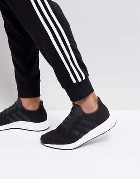 adidas Swift Run Sneakers In Black CQ2114