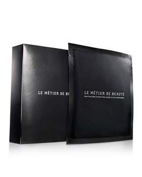 LeMetier de Beaute Le Metier de Beaute Revitalizing Hydro Red Algae & Collagen Mask, 8 Sheets