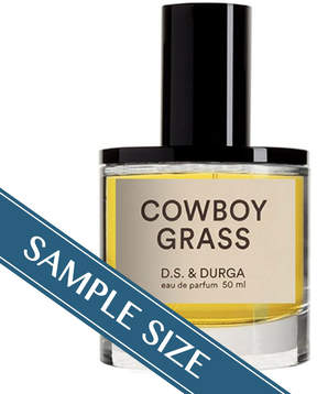 D.S. & Durga Sample - Cowboy Grass EDP by D.S. & Durga (0.7ml Fragrance)