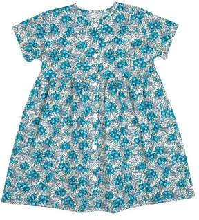 Helena Bebe Organic Bebe Organic | Dress Liberty Blue | 6 years