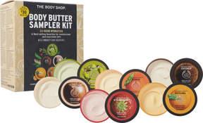 The Body Shop Mini Body Butter Sampler Kit
