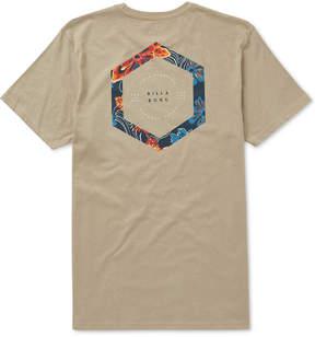 Billabong Men's Access Border Graphic T-Shirt