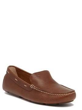Tommy Bahama Pagota Leather Slip-On Driver