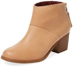 Toms Women's Leila Leather Bootie