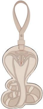 Givenchy Beige Snake Keychain