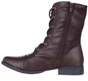 American Rag Womens Faylln Closed Toe Ankle Combat Boots.