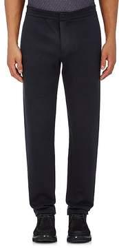 Giorgio Armani Men's Cotton-Blend Jersey Trousers