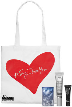 Dr. Brandt Skincare #SayILoveYou Pore Refiner Primer Kit