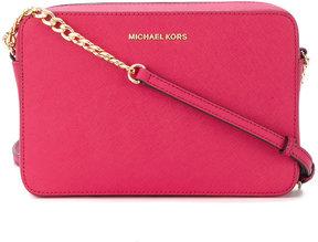 MICHAEL Michael Kors boxy shoulder bag - PINK & PURPLE - STYLE