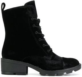 KENDALL + KYLIE Kendall+Kylie Park chained combat boots