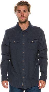Rusty Flecky Flannel Ls Shirt
