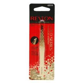 Revlon Gold Series Titanium Coated Slant Point Tweezers