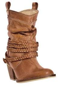 Dingo Women's Twisted Sister Slouch Boot Di682.