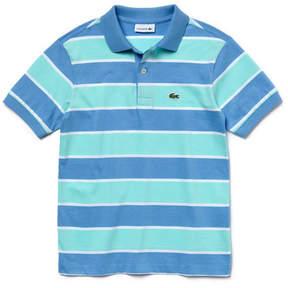 Lacoste Boy's Striped Jersey Polo