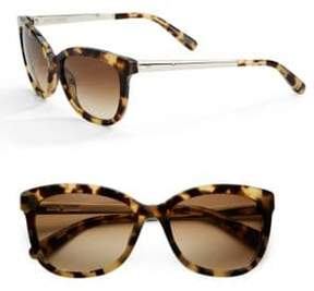 Bobbi Brown The Stella 54MM Butterfly Sunglasses