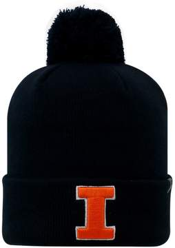 Top of the World Youth Illinois Fighting Illini Pom Beanie