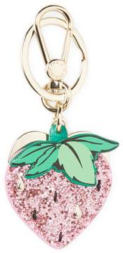 Furla Women's Strawberry Venus Keyring