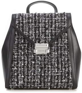 MICHAEL Michael Kors Whitney Tweed Backpack
