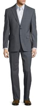 Lauren Ralph Lauren Notch Lapel Wool Suit