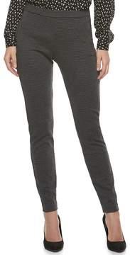 Elle Women's ElleTM Grid Pull-On Dress Pants