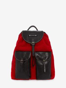 Alexander McQueen Hiking Backpack