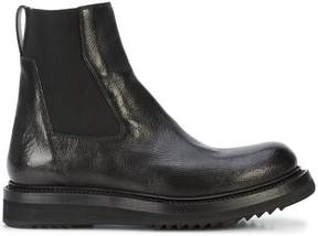 Rick Owens Chelsea ankle boots