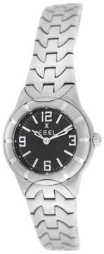 Ebel Type E Ref. 9157C11 Stainless Steel Quartz Ladies 25mm Watch