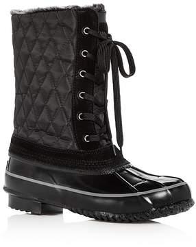 Khombu Women's Snowbird Waterproof Cold-Weather Boots